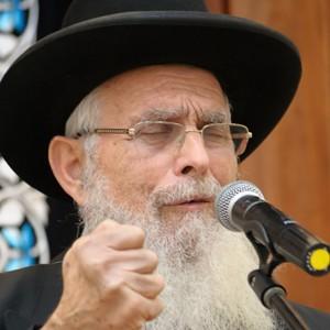 שלום ירושלים הרב יעקב אריאל